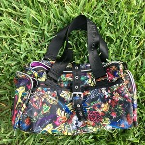Limited Edition Ed Hardy By Christian Audigier bag